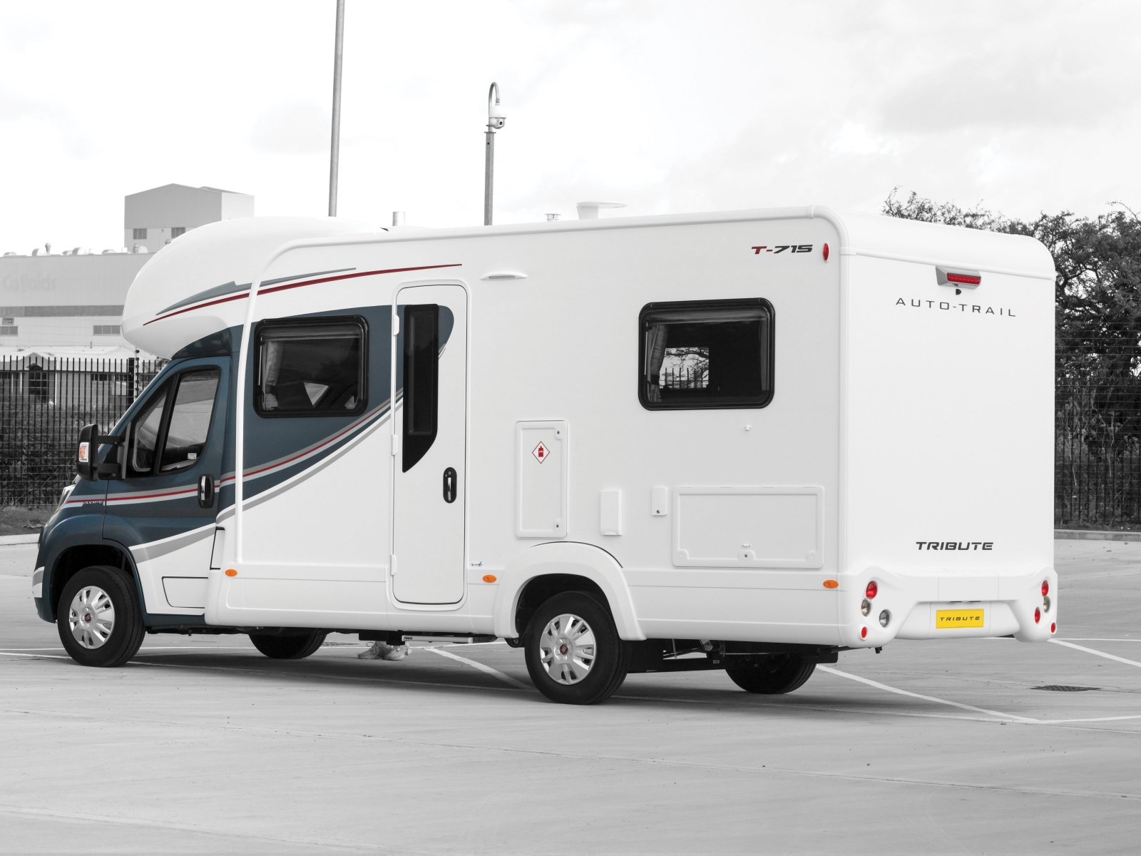 Auto-Trail Tribute T-715 image