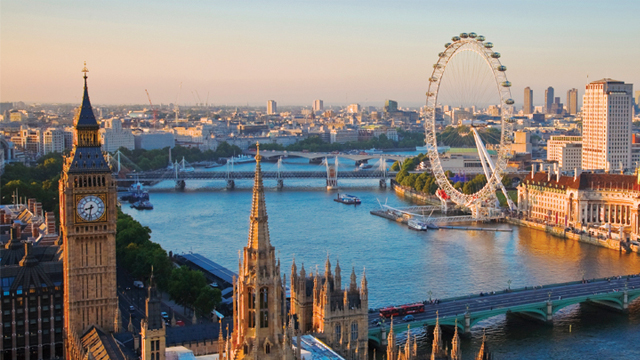 The UK set for bumper tourist year