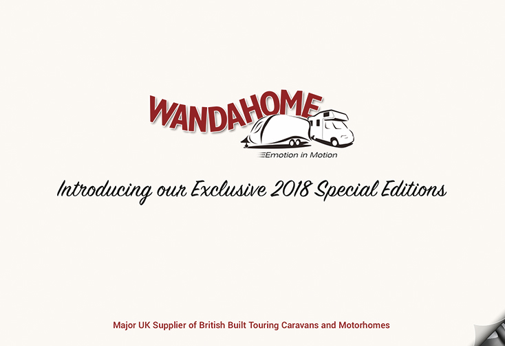Introducing Our Exclusive Special Editions 2018