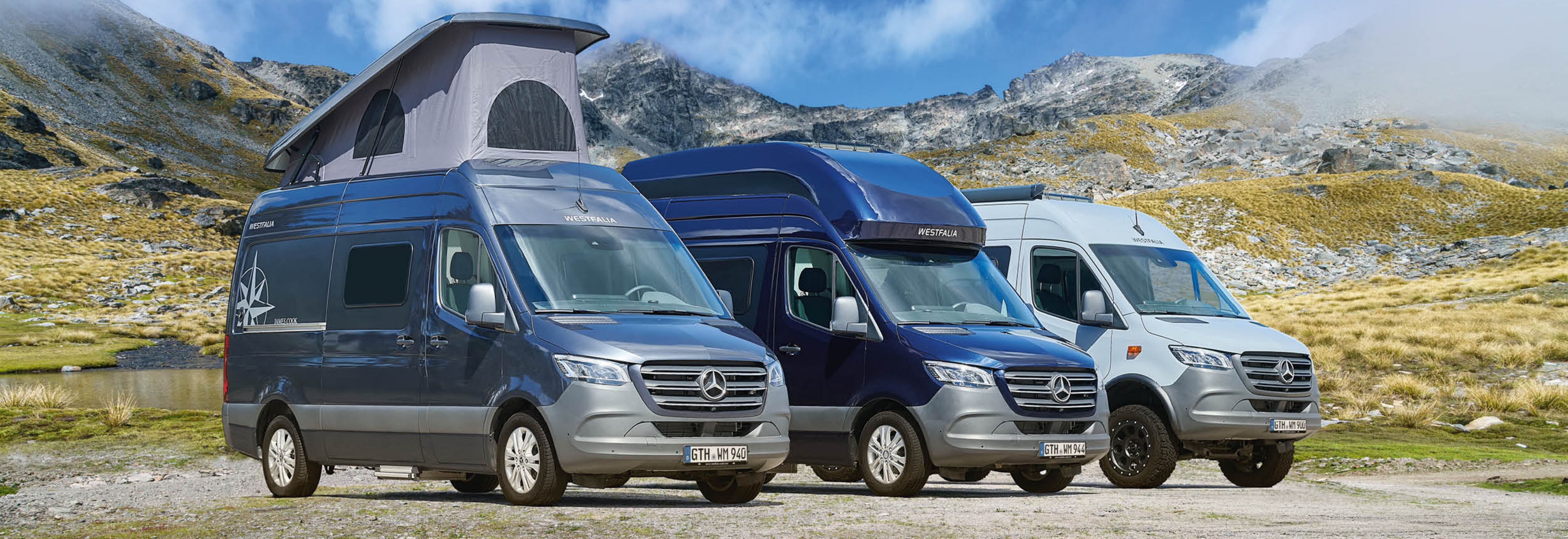 East Yorkshire & Lincolnshire Caravans, Motorhomes and Campervans. - Block Image